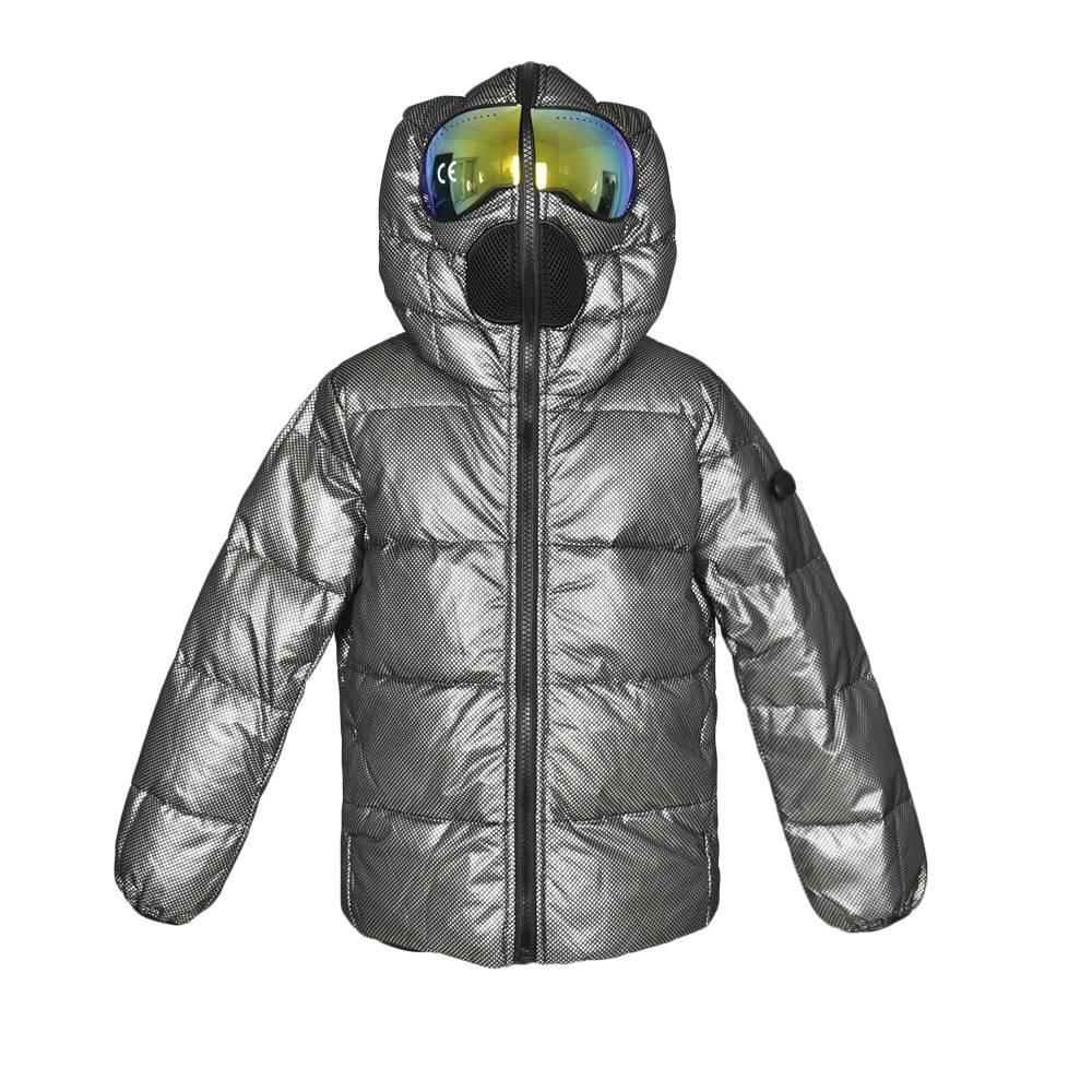 Куртка детская Ai Riders On the Storm зимняя пуховая с капюшоном JK391KTMBS/51