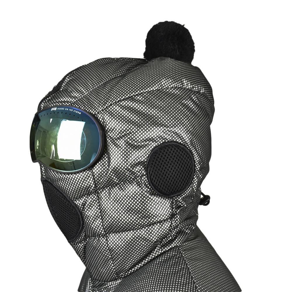 Куртка детская Ai Riders On the Storm зимняя пуховая с капюшоном JK391KTMBS/5