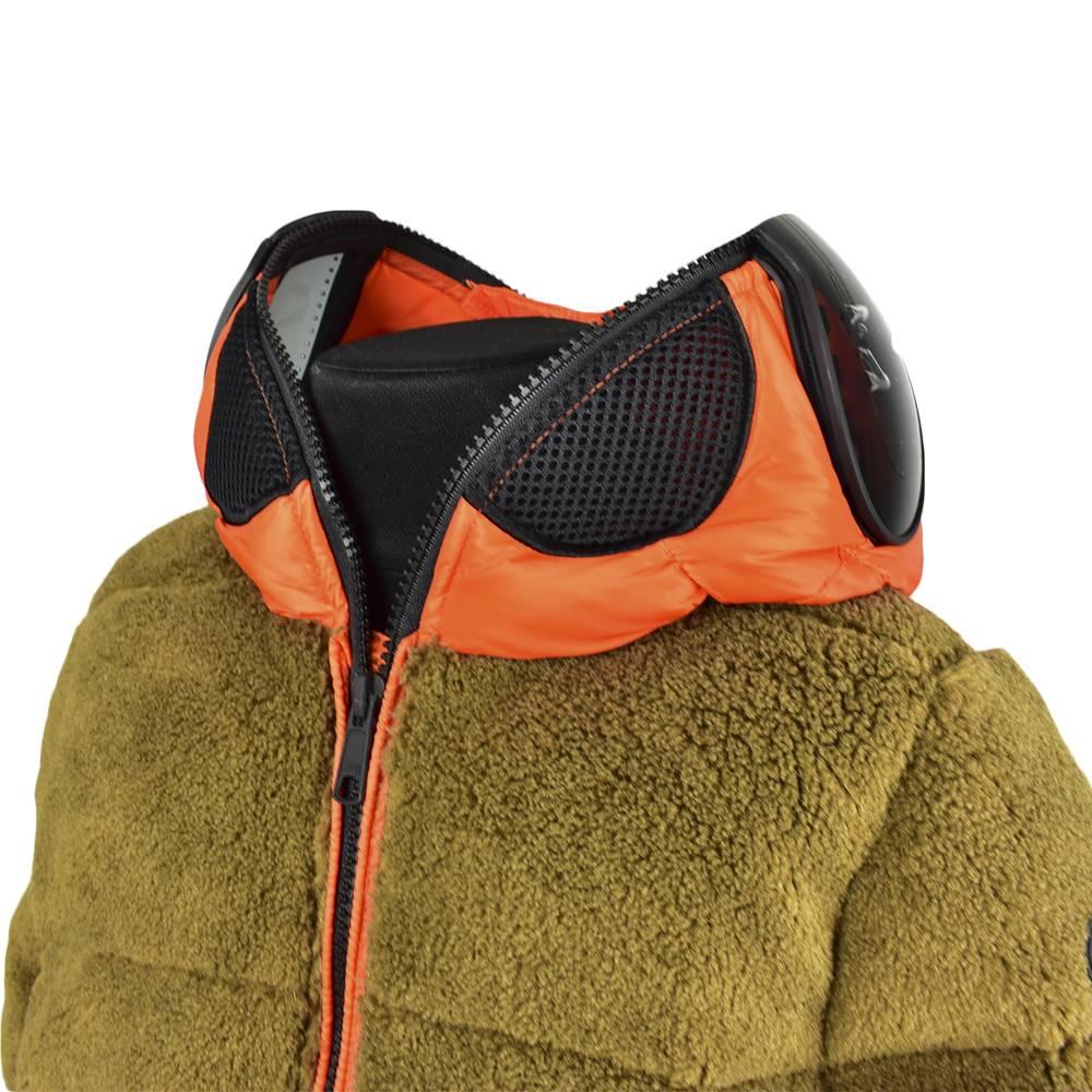 Куртка детская Ai Riders On the Storm зимняя пуховая с капюшоном JK443KTSHMR/1145