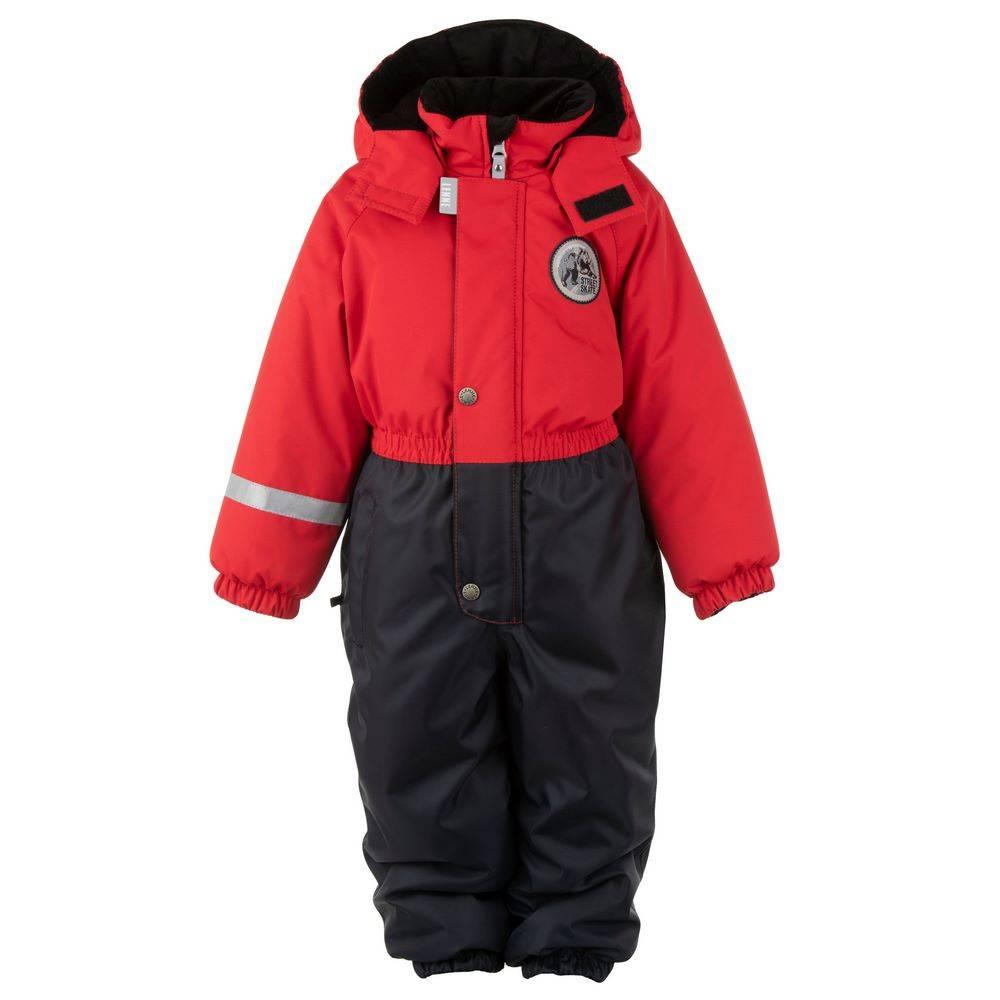 Комбинезон для мальчика LENNE зимний цельный капюшон и опушка съемные JONNY 20327