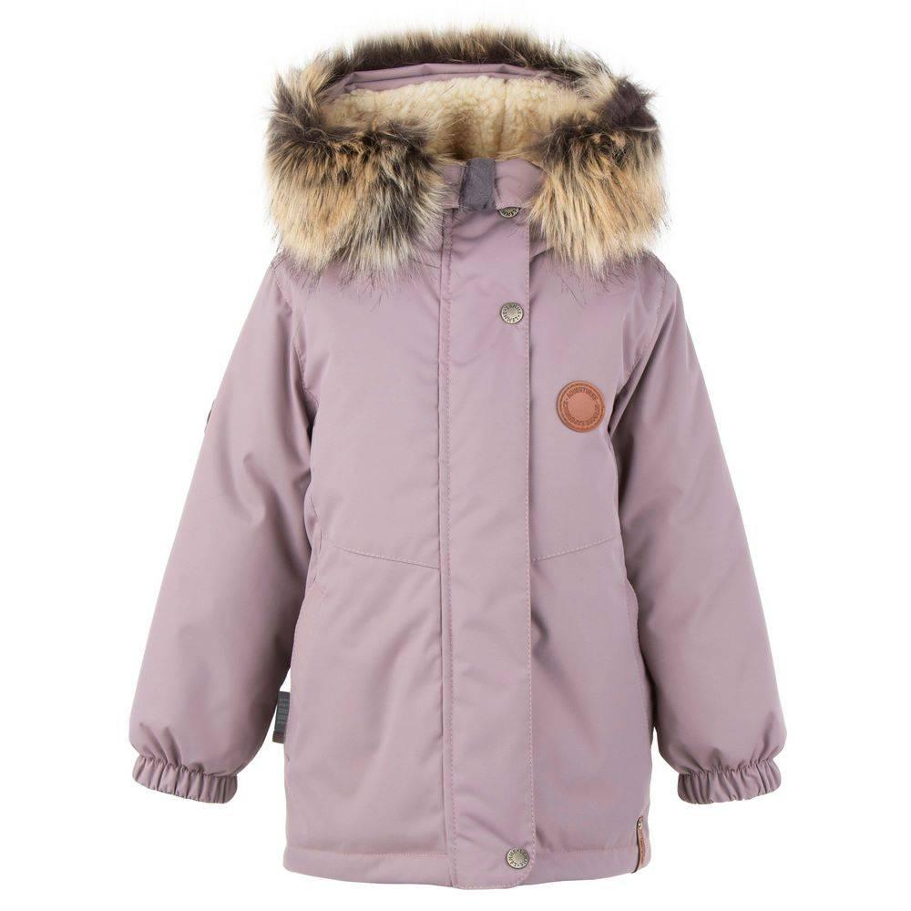 Парка куртка для девочки LENNE зимнее с капюшон съемный ткань Active PLUS MARTA 20335