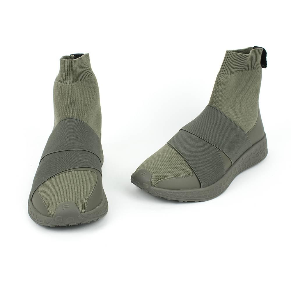 Ботинки детские FESSURA демисезонные серый KID038/stone