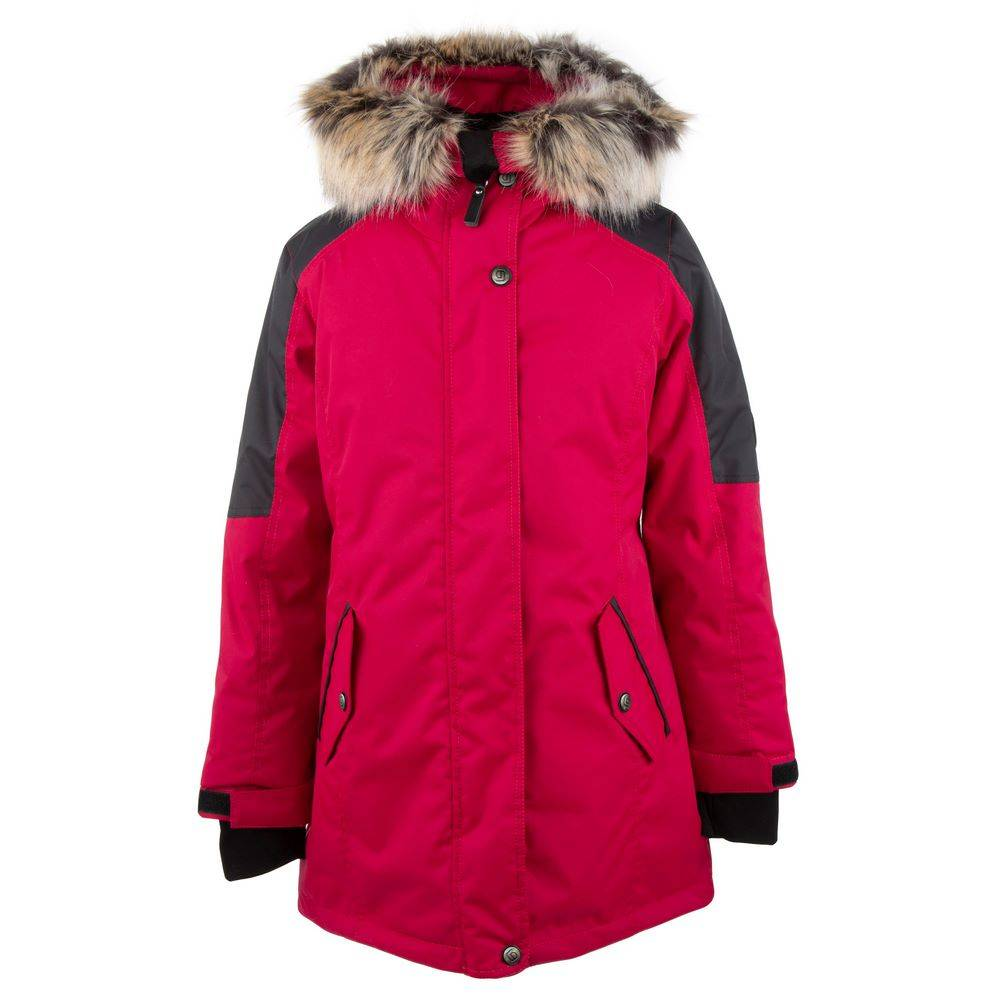 Парка Куртка для девочки LENNE куртка зимняя капюшон ткань AсtivePLUS TARJA 20362