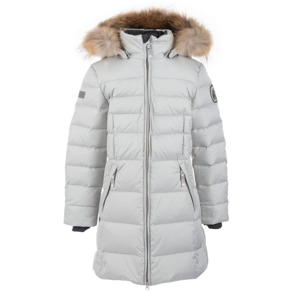 Пальто Пуховик для девочки LENNE зимний капюшон тканину Aqua control FIONA 20564