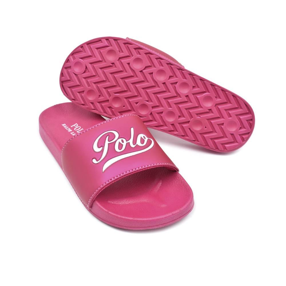 Шлепанцы для девочки POLO пляжныеRF101668/SPORT_PINK