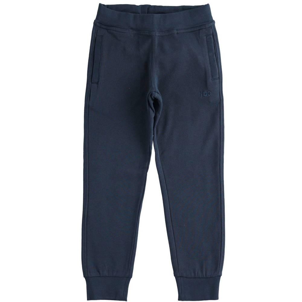 Штаны спортивные для мальчика iDO хлопок трикотаж 4.1353.00