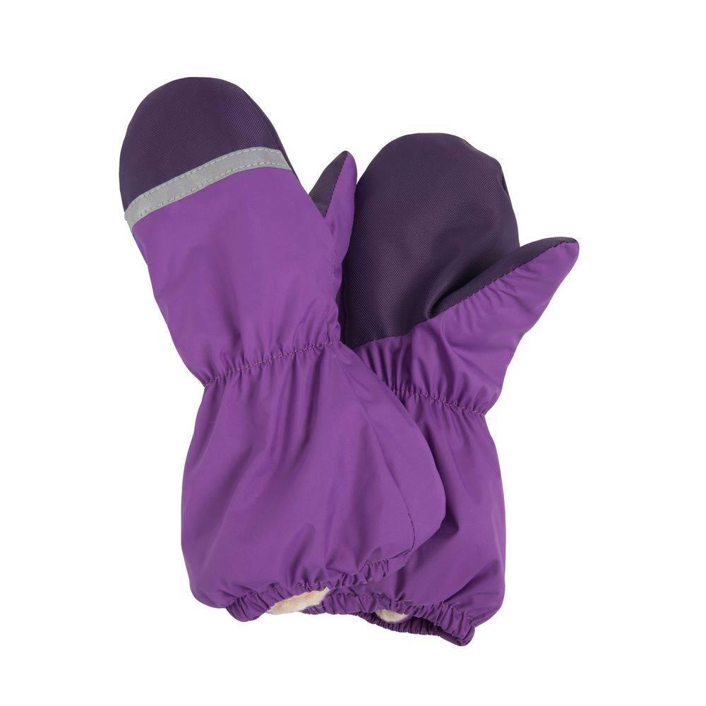 Краги детские LENNE зимние подкладка мех ткани ACTIVE 20175