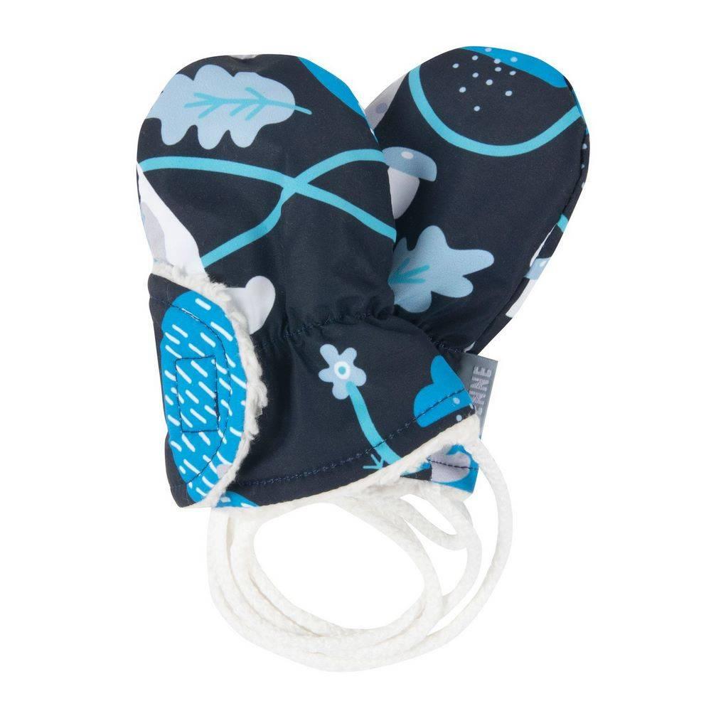 Перчатки детские LENNE KAY зимние подкладка мех ткани ACTIVE 20171