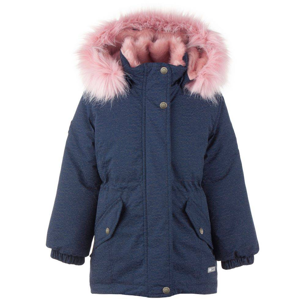 Куртка парка для девочки LENNE зимняя с капюшон съемный ткань Active MIRIAM 20329