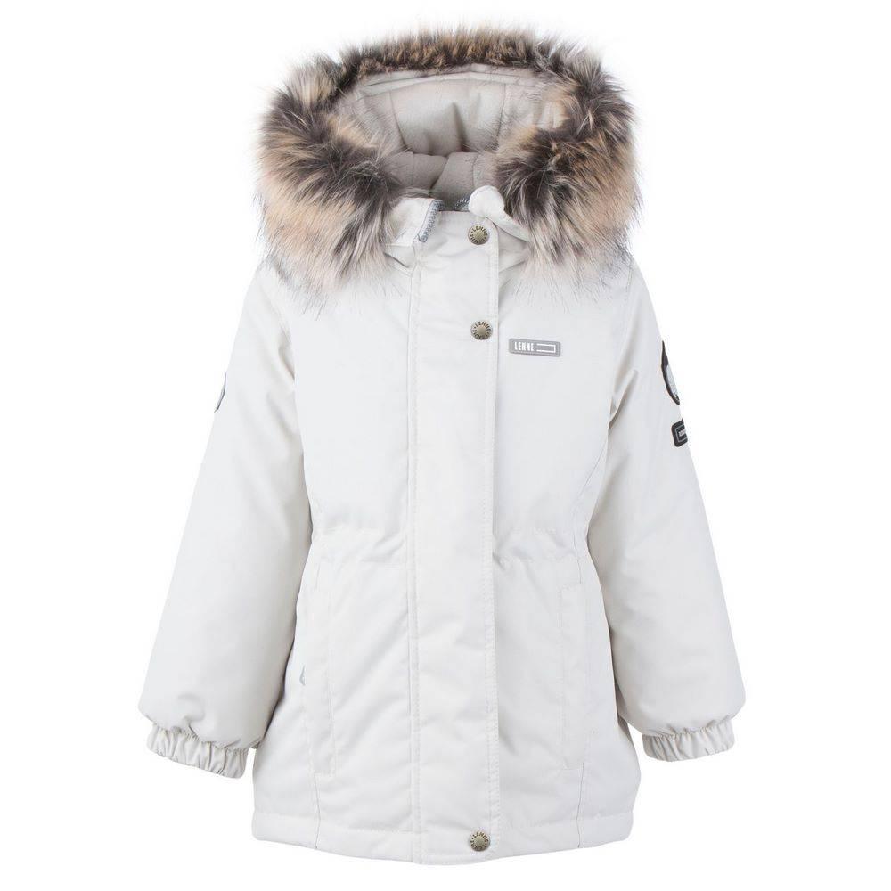 Куртка парка для девочки LENNE зимняя с капюшон съемный ткань Active MAYA 20330