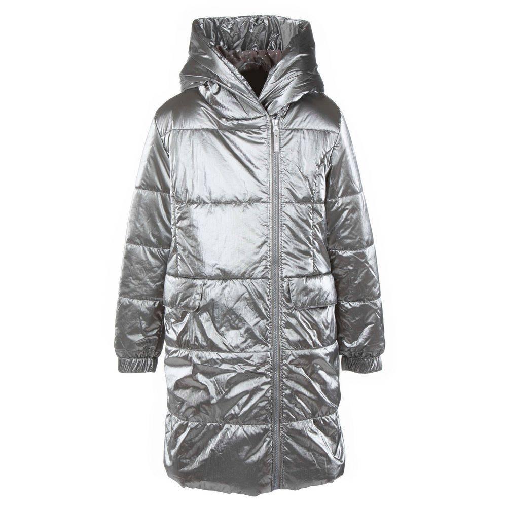 Пальто для девочки LENNE зимнее капюшон ткань Agua control DORIS 20365A