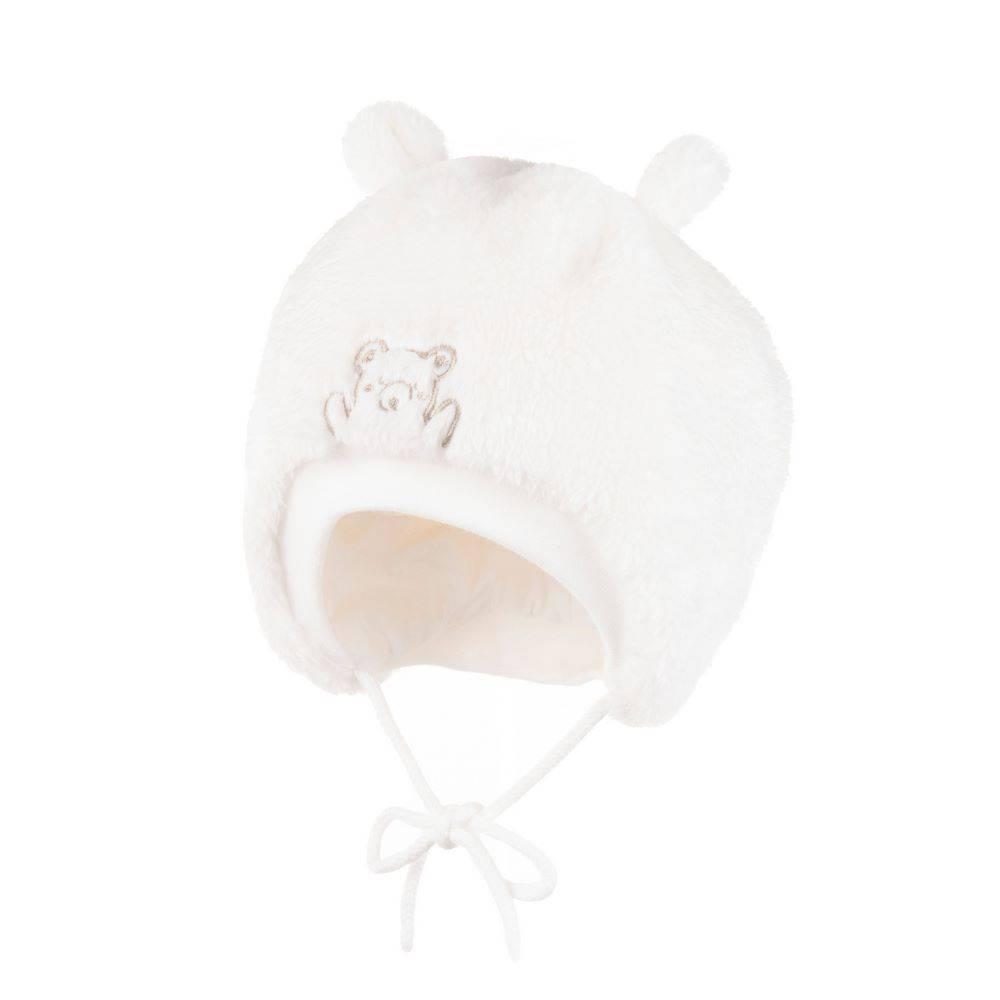 Шапка детская LENNE зимняя на завязках утепленная подкладка хлопок AIKEN 20371