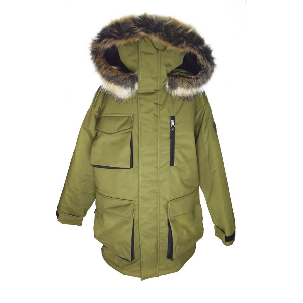 Куртка для мальчика LENNE зимняя с капюшоном ткань Aсtive WARM 20673