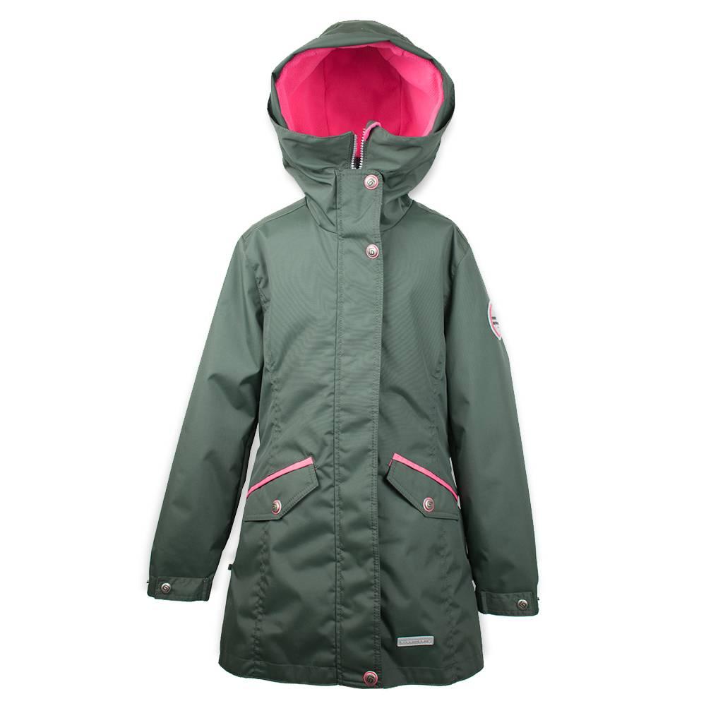 Куртка для девочки LENNE демисезонная с капюшоном KIRA 19266/333