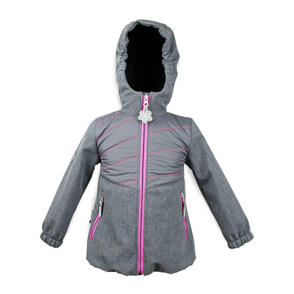 Куртка для девочки LENNE демисезонная с капюшоном HAZEL 19232/390
