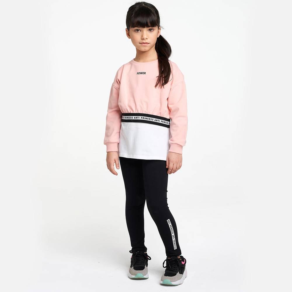 Комплект для девочки iDO подростка хлопок трикотаж 4.2500.00/2635