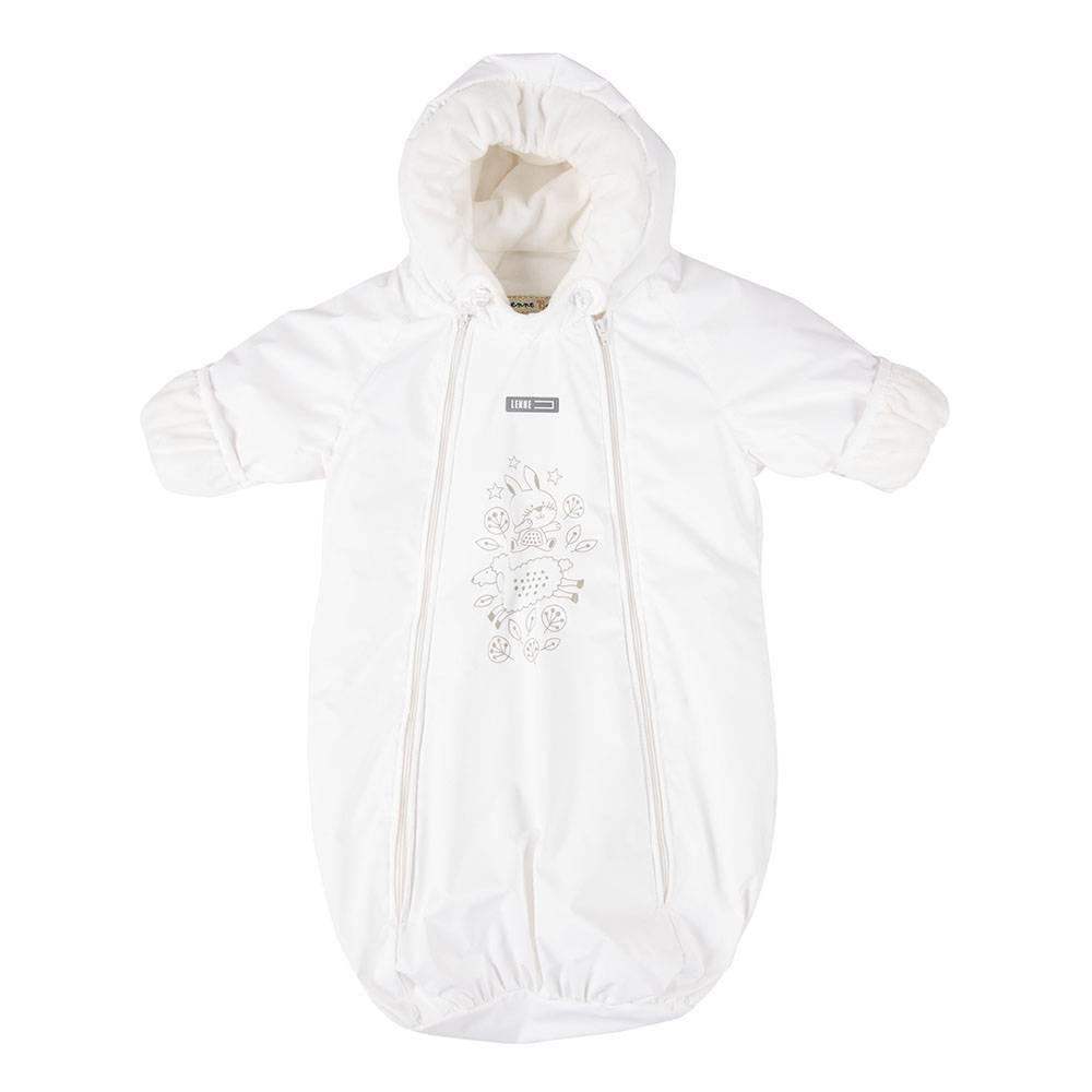 Комбинезон-сумка детская LENNE демисезонная подкладка велюр BLISS 21200