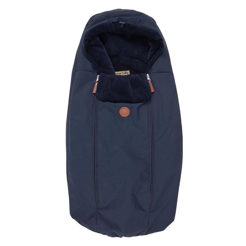 Комбинезон-сумка детская LENNE демисезонная подкладка велюр TOBY 21201/sample