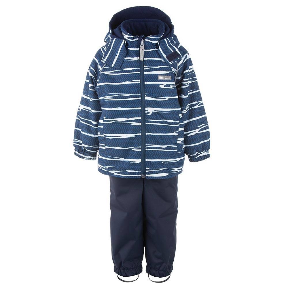 Комплект для мальчика LENNE демисезонный куртка полукомбинезон WAVER 21212/sample