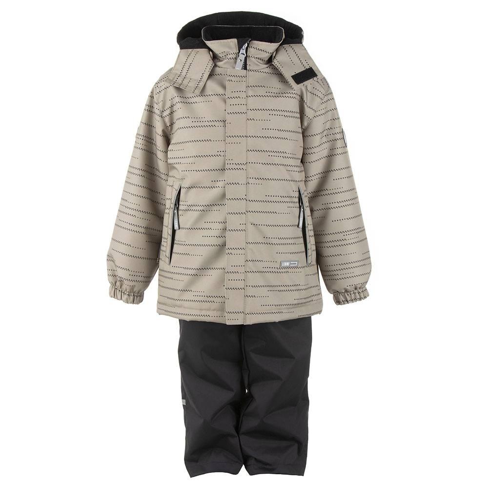 Комплект для мальчика LENNE демисезонный куртка полукомбинезон HANS 21236/sample