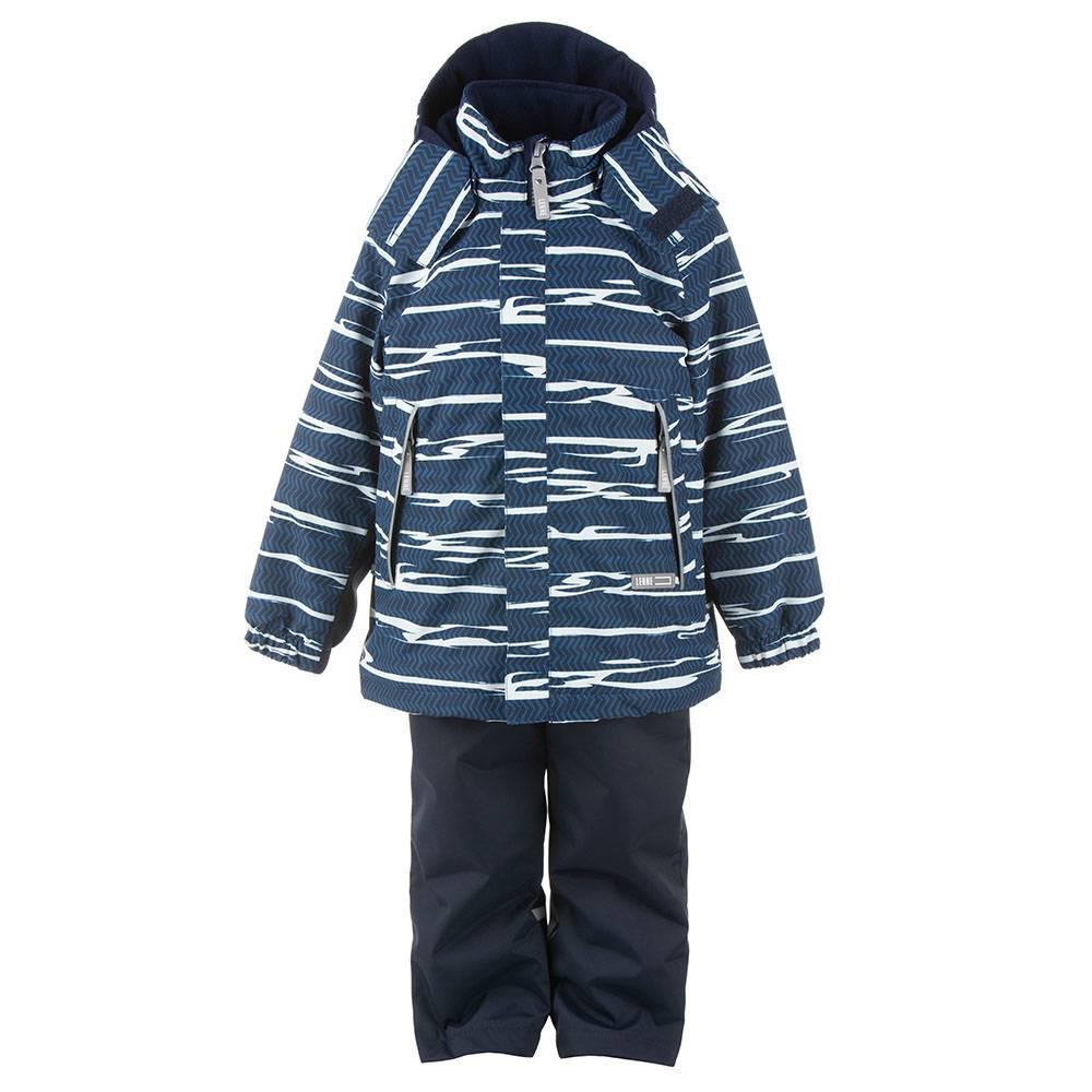 Комплект для мальчика LENNE демисезонный куртка полукомбинезон AUGUST 21230/sample