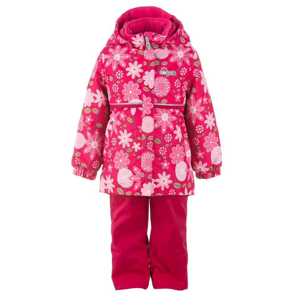 Комплект для девочки LENNE демисезонный куртка полукомбинезон LIISA 21230/sample