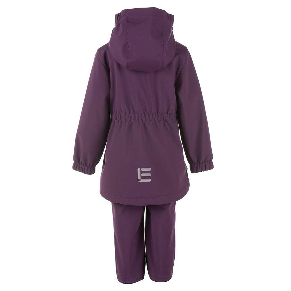 Комплект для девочки LENNE демисезонный куртка полукомбинезон DELILA 21232/sample