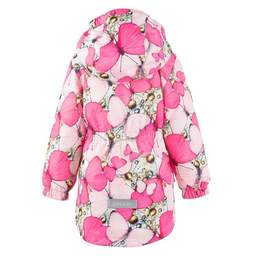 Куртка для девочке LENNE демисезонная капюшон ткань Active SUNNY 21225/sample