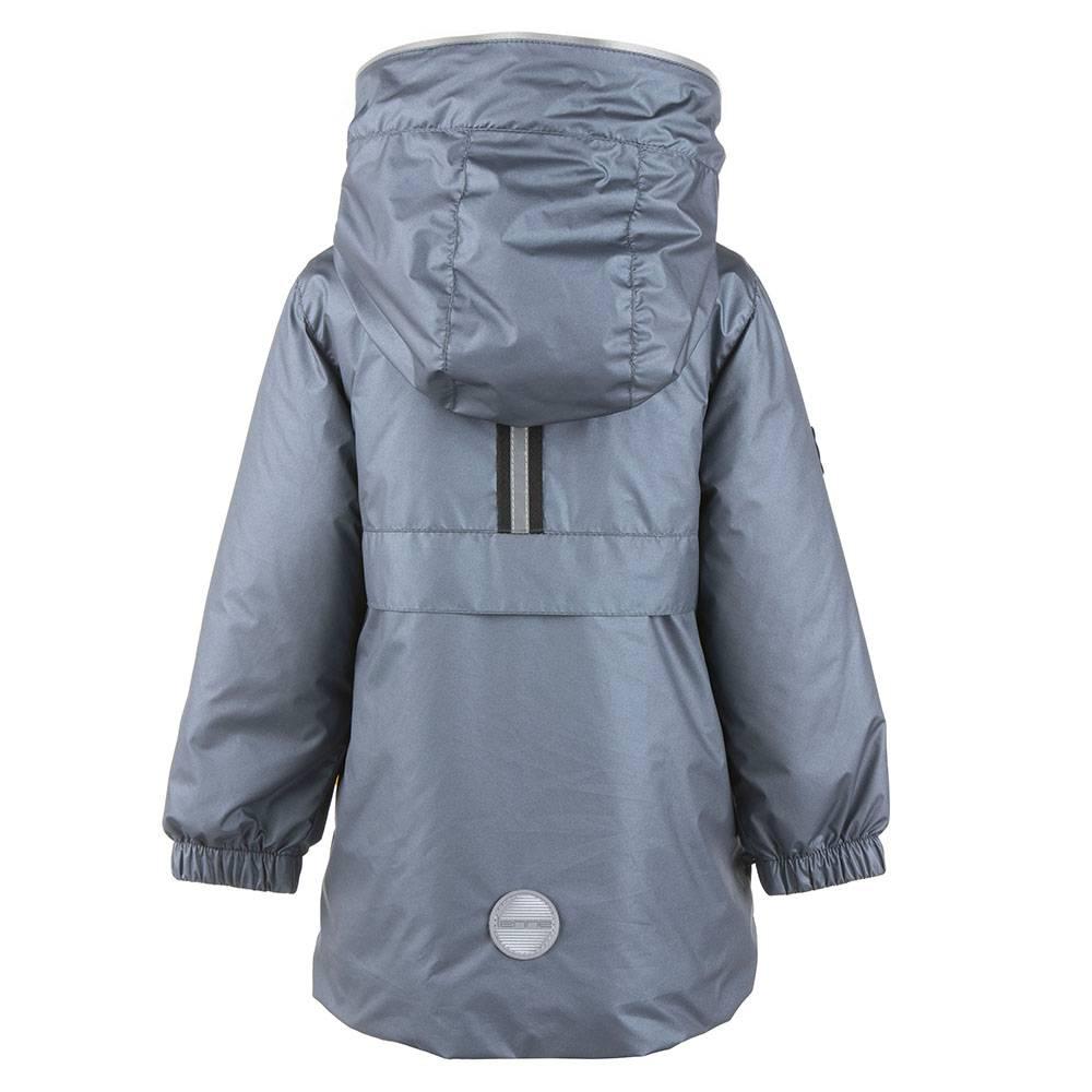 Пальто для девочке LENNE демисезонная капюшон ткань Aqua Control ROSINA 21229/sample