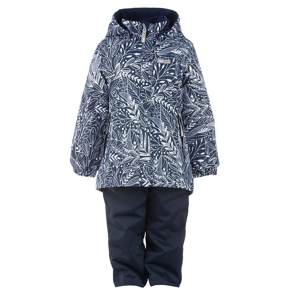 Комплект для девочки LENNE демисезонный куртка полукомбинезон HEDVIG 21236 A/sample/104