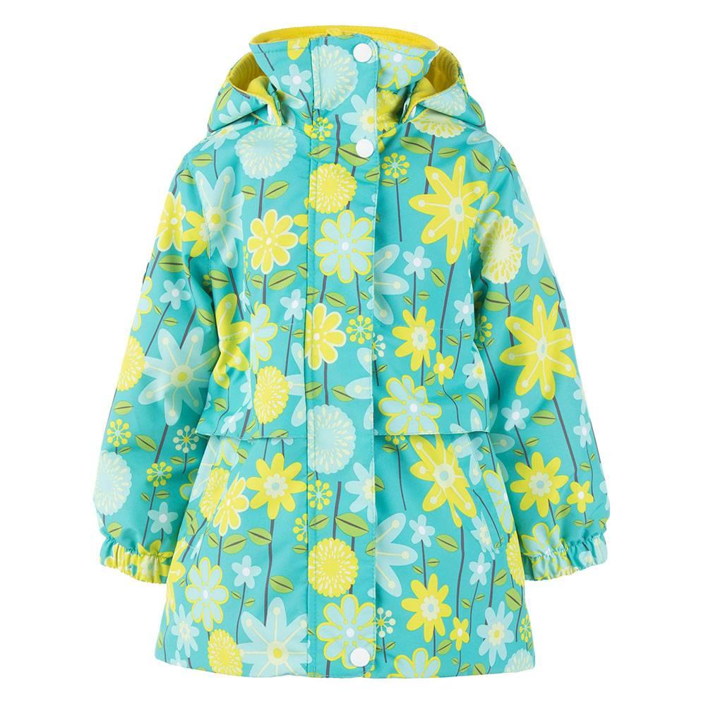 Пальто для девочке LENNE демисезонное капюшон ткань Active POLLY 21237 A/sample/92