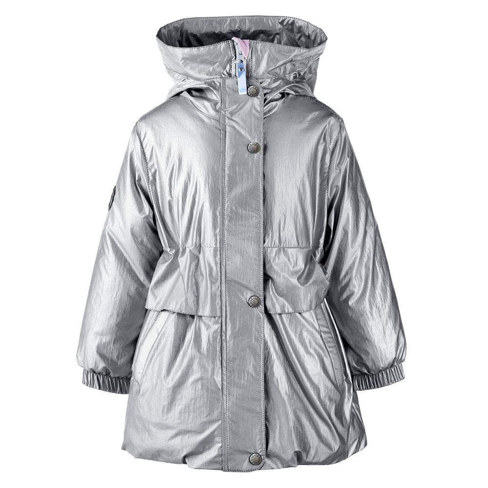 Пальто для девочке LENNE демисезонная капюшон ткань Aqua Control GUDRUN 21237/sample
