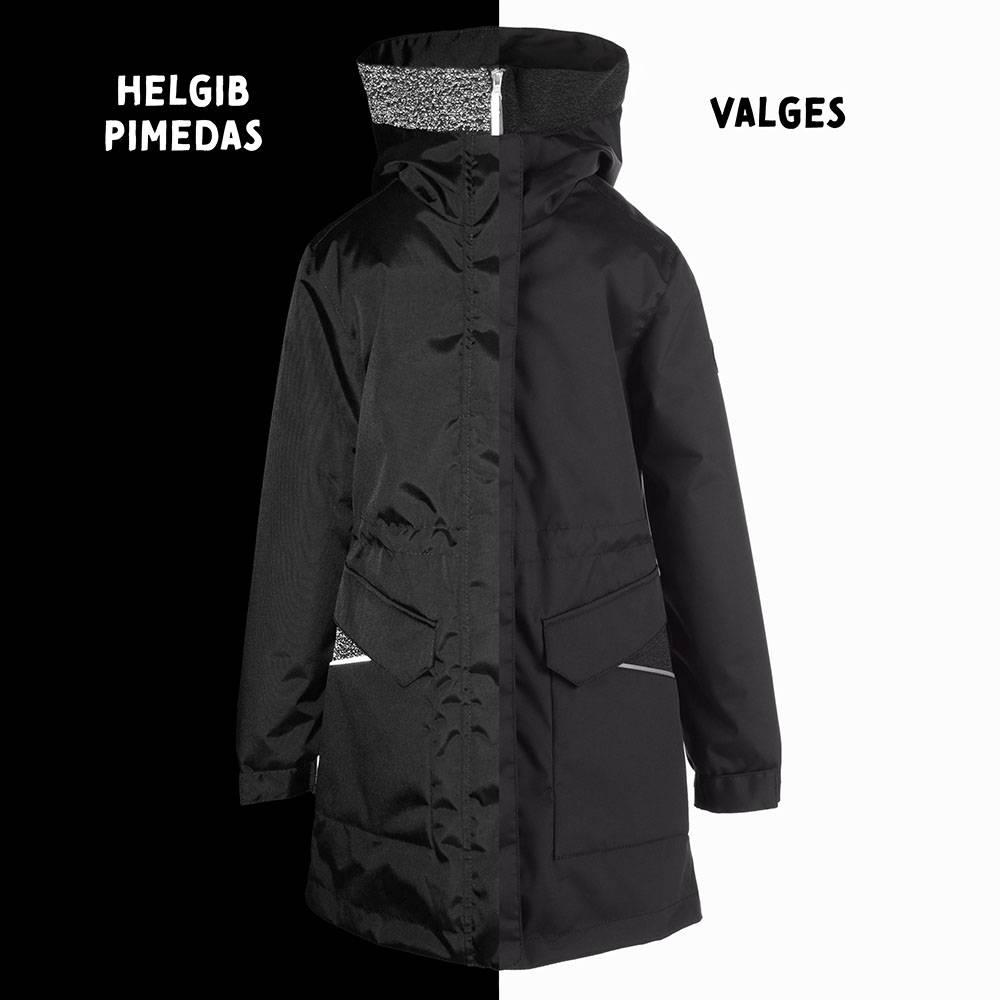 Парка Куртка для девочке LENNE демисезонная капюшон ткань Aсtive PLUS BERTA 21264/sample/140