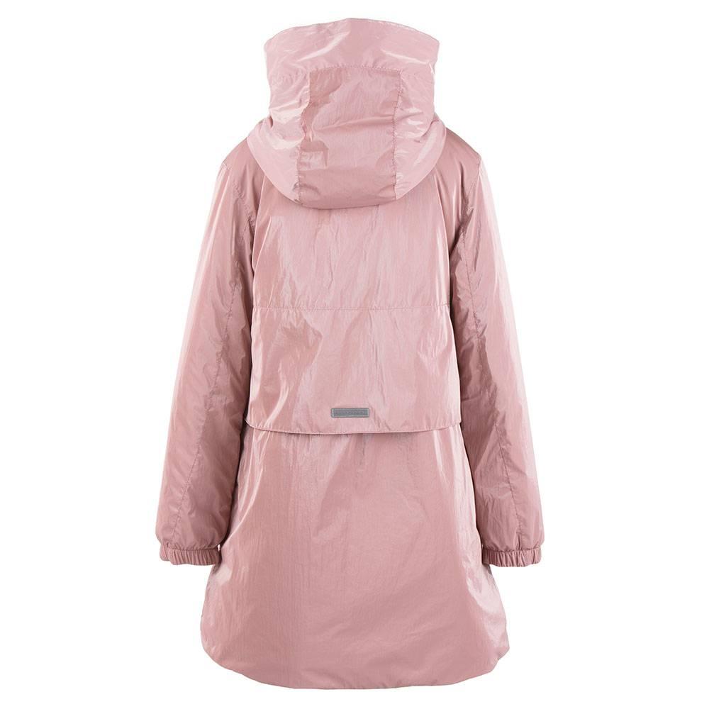 Пальто для девочке LENNE демисезонная капюшон ткань Aqua Control ISOLDE 21268/sample/140