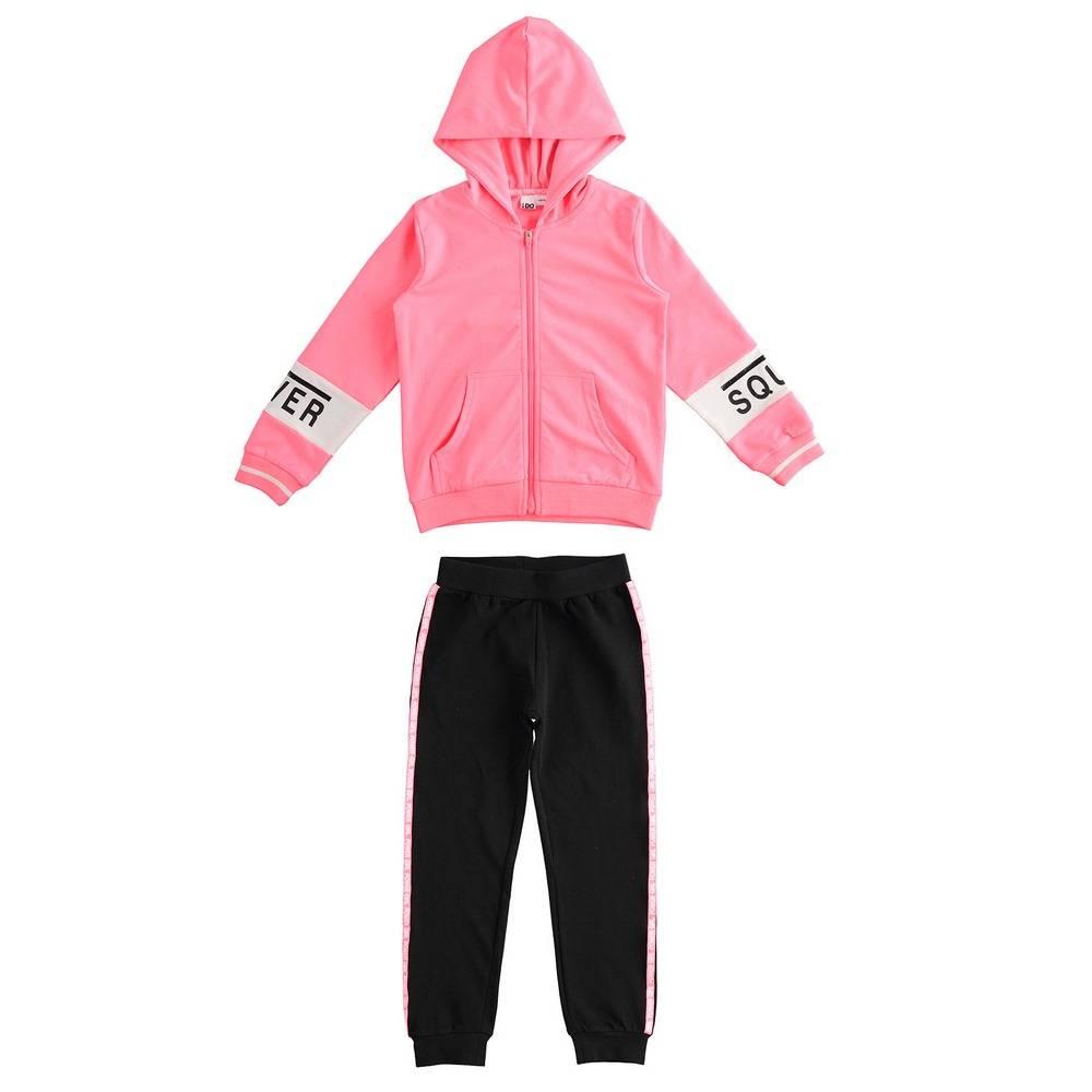 Комплект для девочки iDO подростка спортивный толстовка штаны4.2734.00/5828