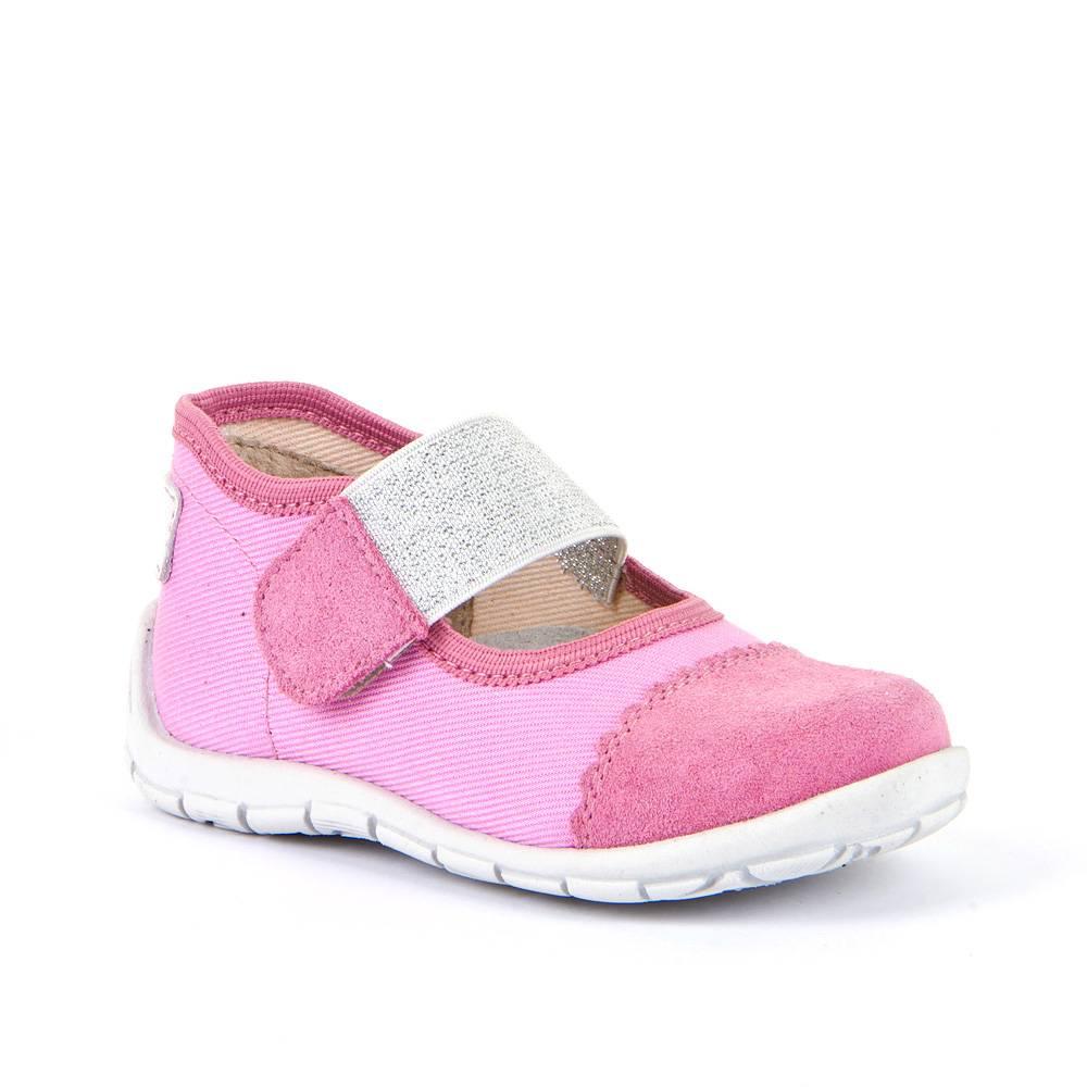 Тапочки для девочки Froddo анатомический супинатор G1700276-2/Pink