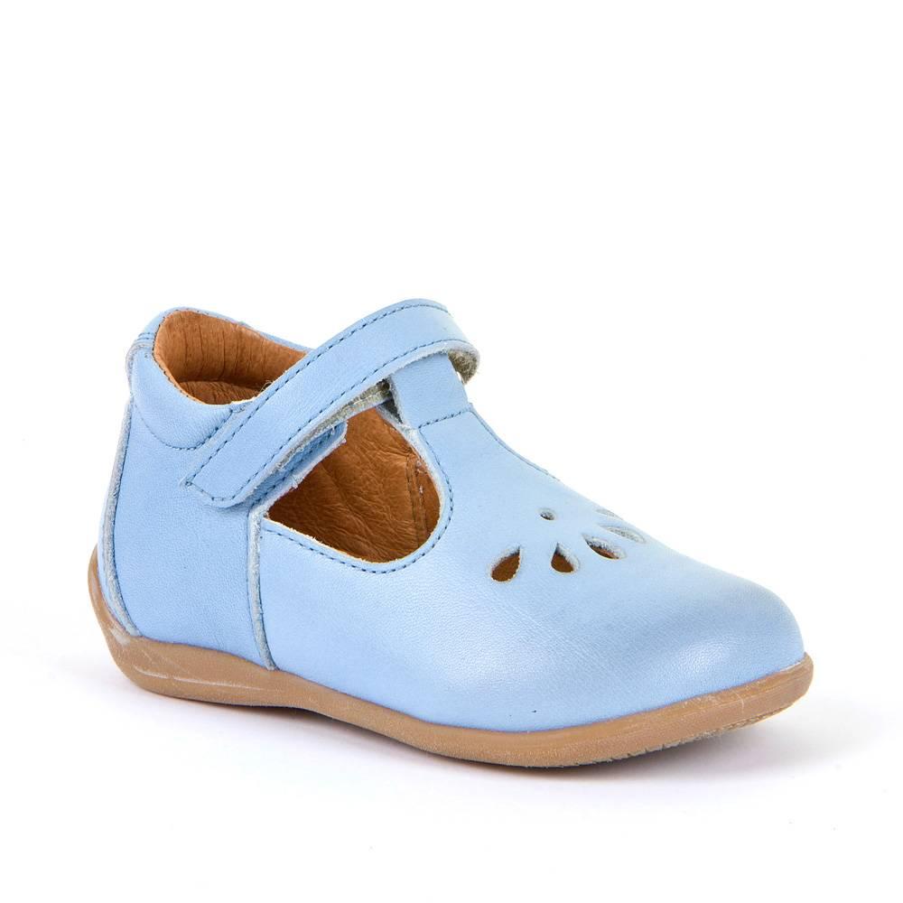 Туфли для девочки Froddo натуральная кожа перепонка G2140051