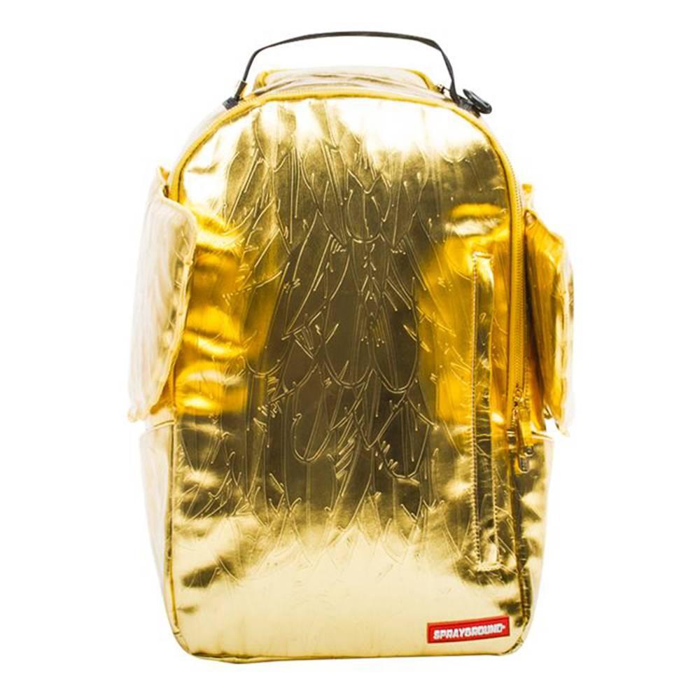 Рюкзак детский Sprayground ALL GOLD WING 910B1528NSZ/0000/TU