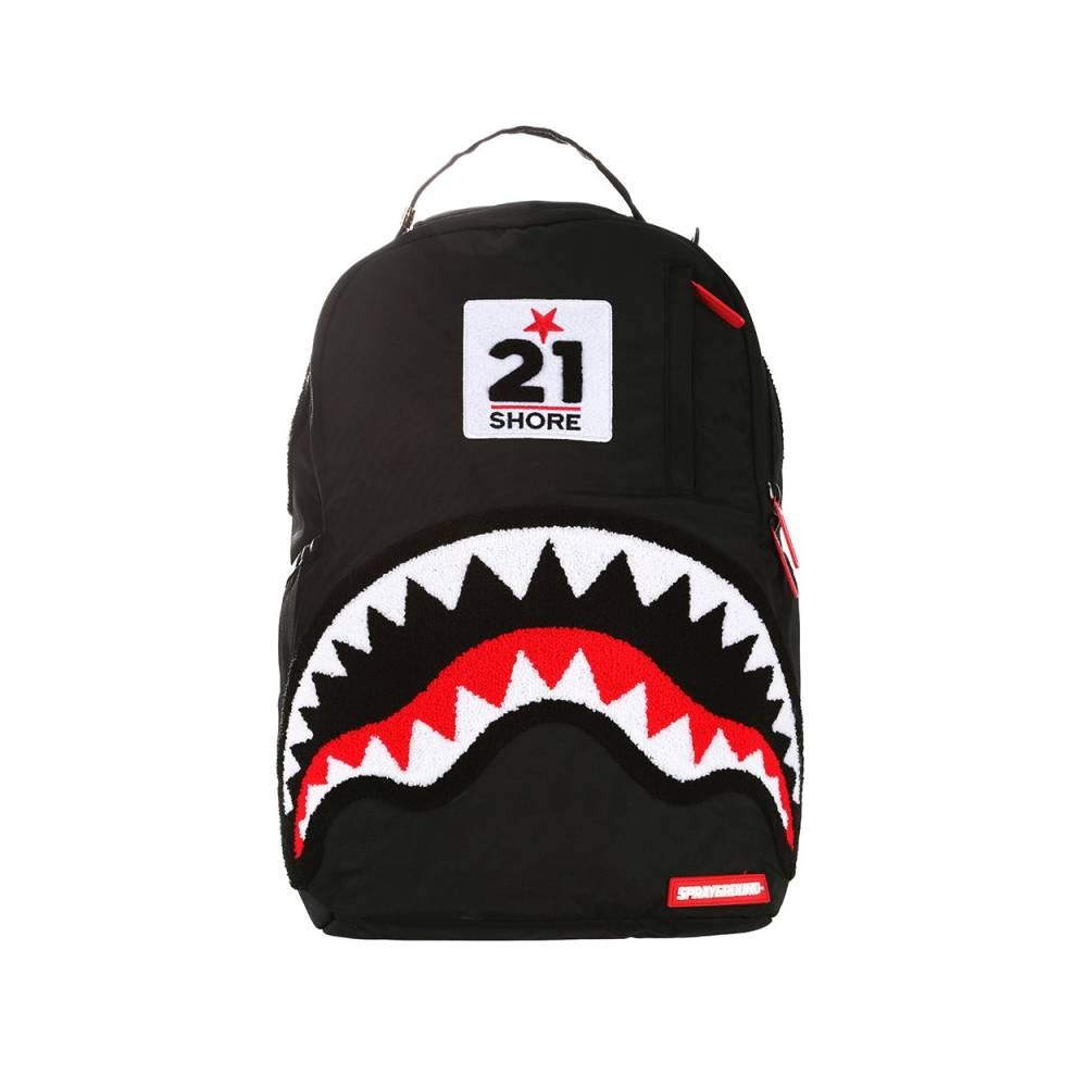 Рюкзак детский Sprayground SHORE 21 CHENILLE BACKPACK 910B1740NSZ/0000/TU