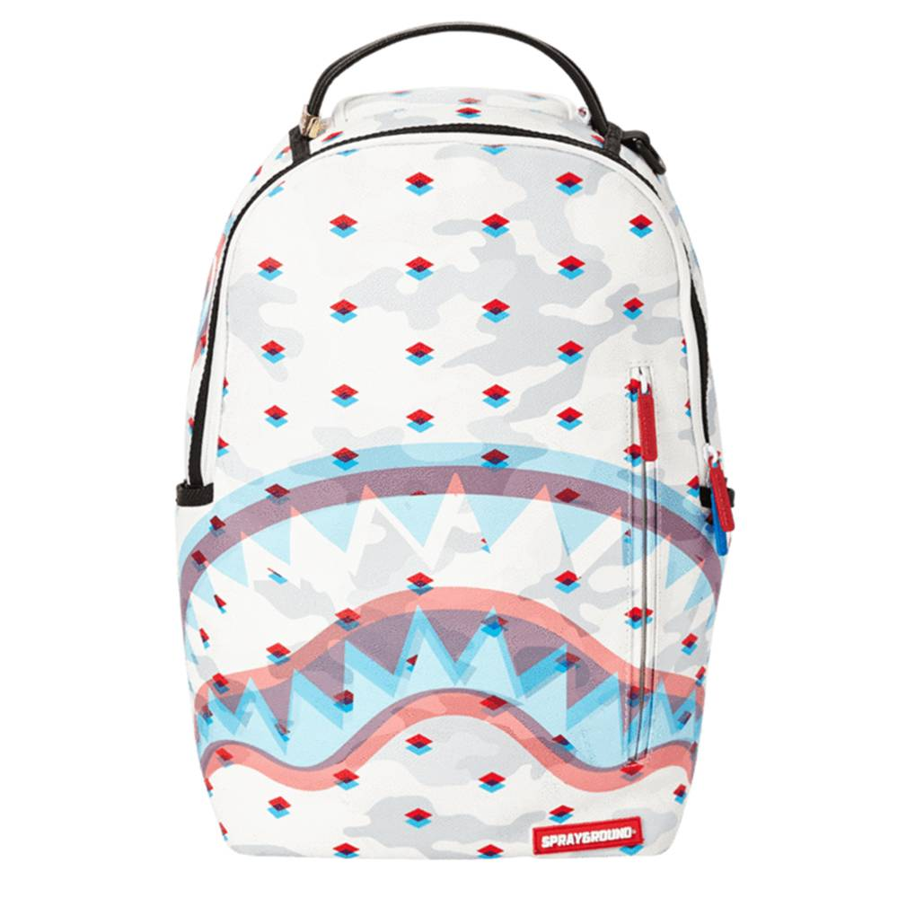 Рюкзак для девочки детский Sprayground 3D SHARKMOUTH 910B2062NSZ/0000/TU