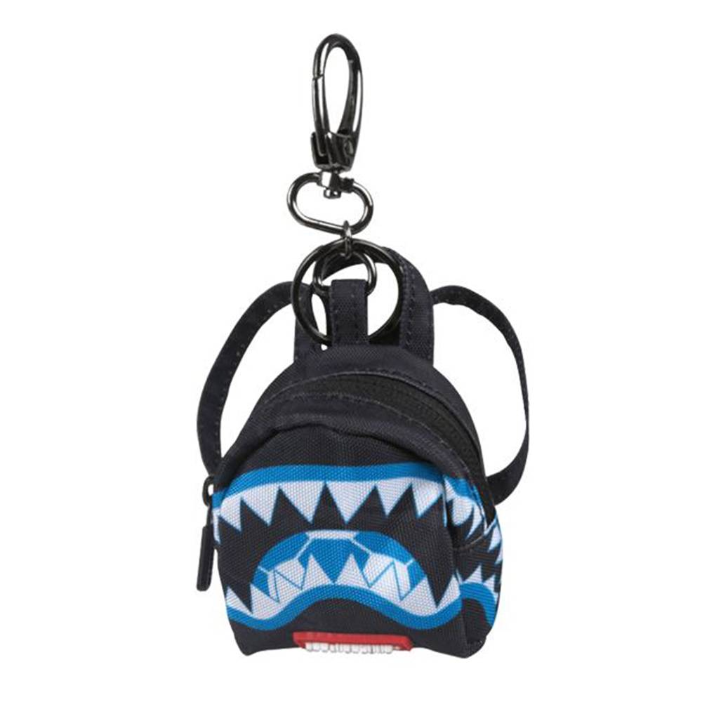 Ключниця Sprayground MARCELO BLUE SHARK KEY CHAIN 910K1877NSZ/0000