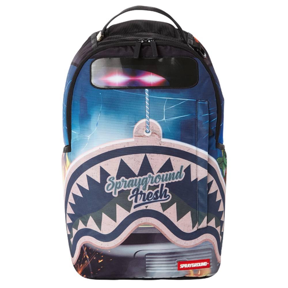 Рюкзак детский Sprayground GRAND THEFT SHARK BACKPACK 910B2770NSZ/0000/TU