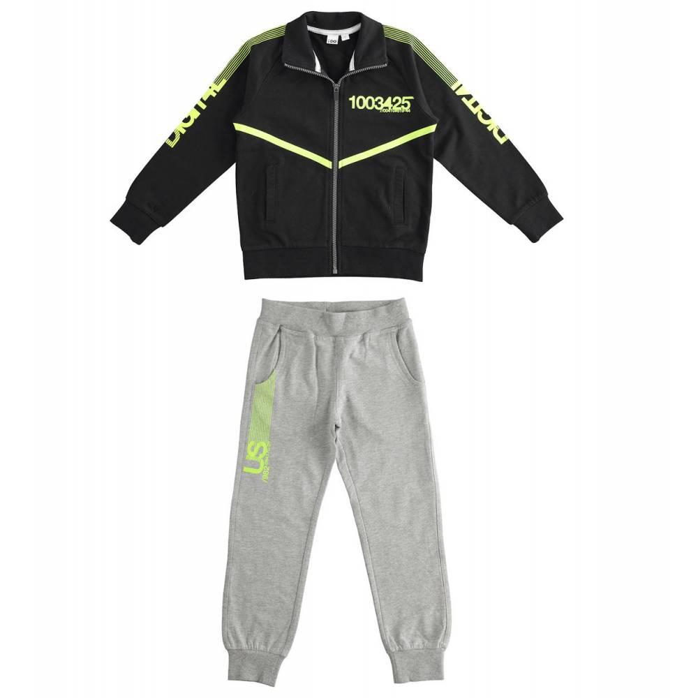Комплект для мальчика iDO подросток спортивный трикотажный толстовка штаны 4.2449.00/0658/