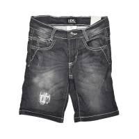 Шорты для мальчика iDO джинсовые серые 4.W833.00/7993