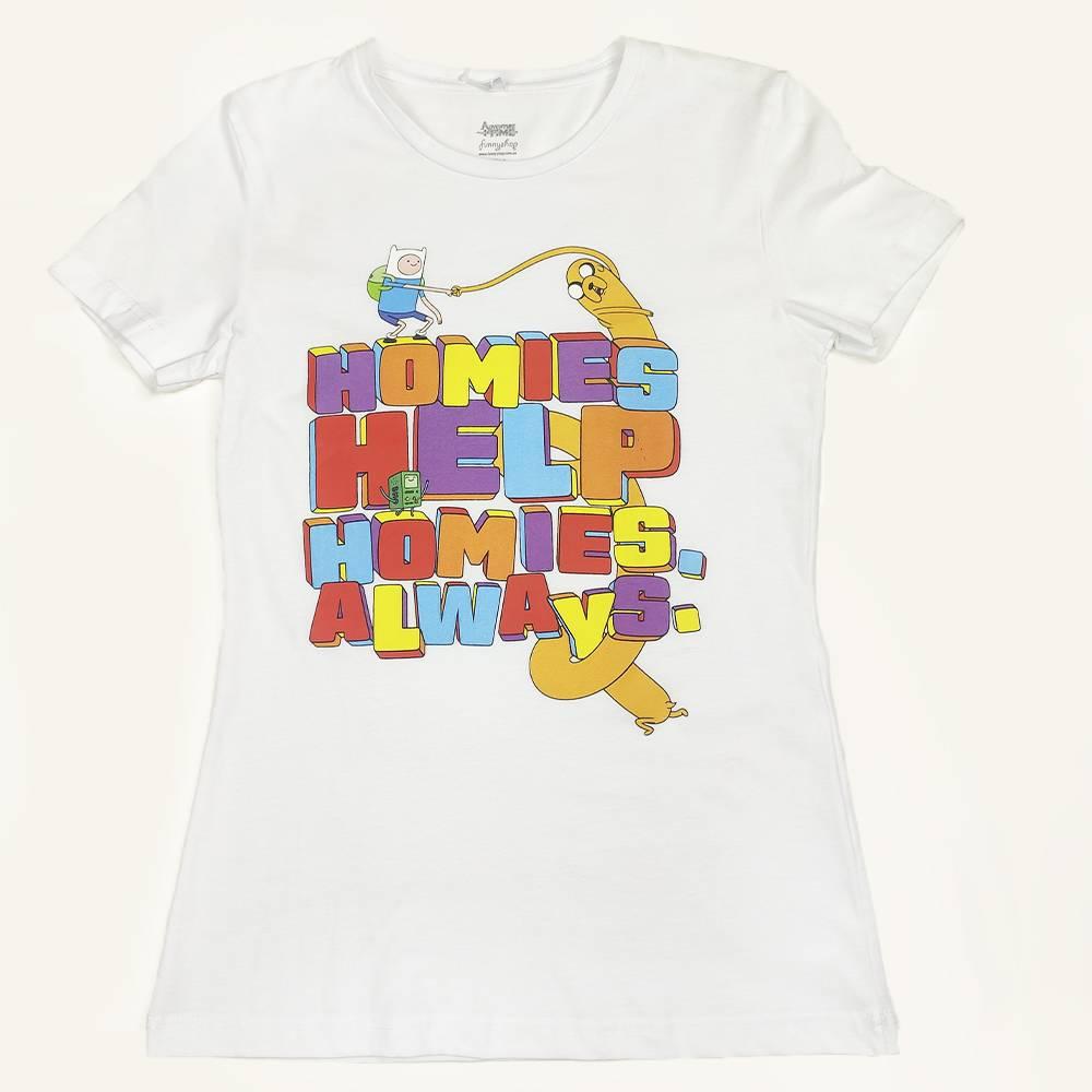 Футболка для мальчика Cartoon network Adventure Time хлопок белый трикотаж принт