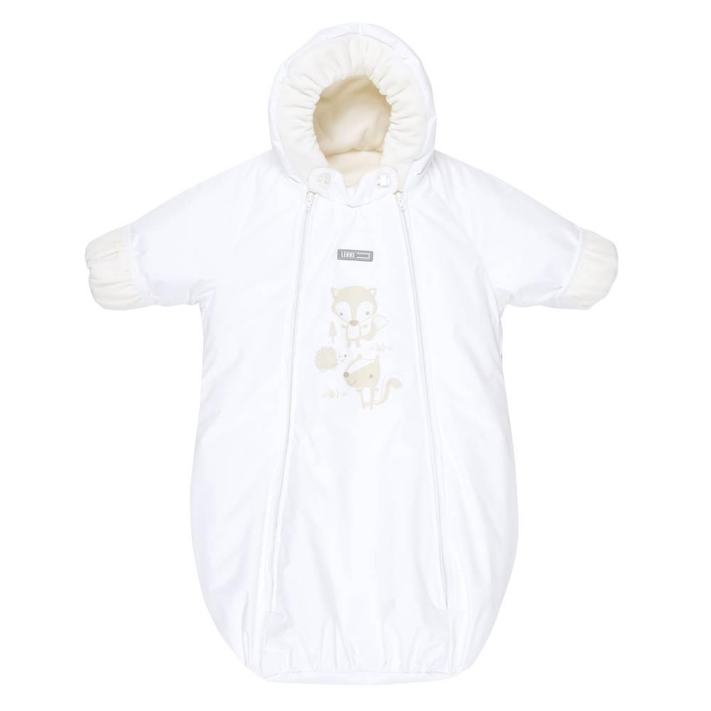 Комбинезон-сумка детская LENNE зимняя подкладка велюр BLISS 21300