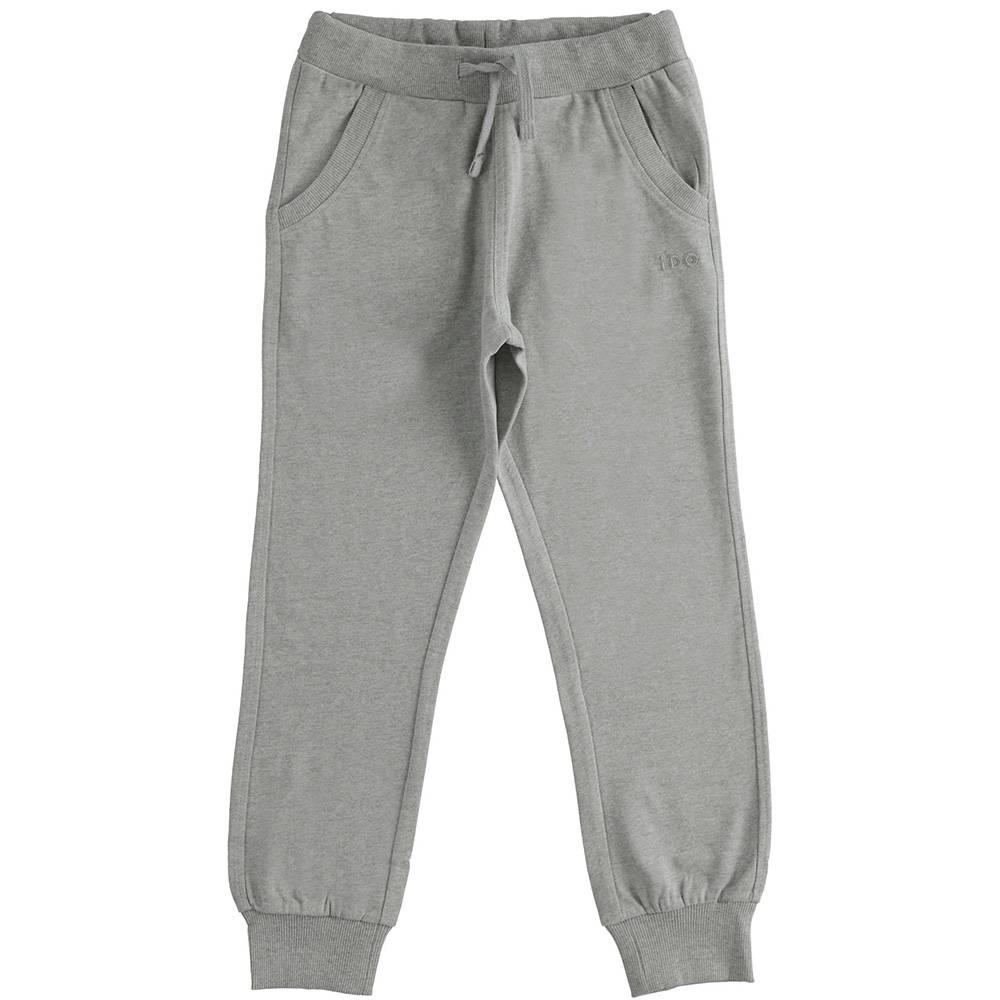 Штаны спортивные для мальчика iDO эластичный трикотаж на манжете 4.3354.00