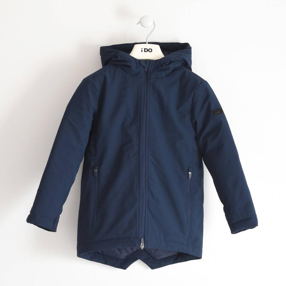 Куртка для мальчика iDO демисезонная капюшон 4.3797.00/0658