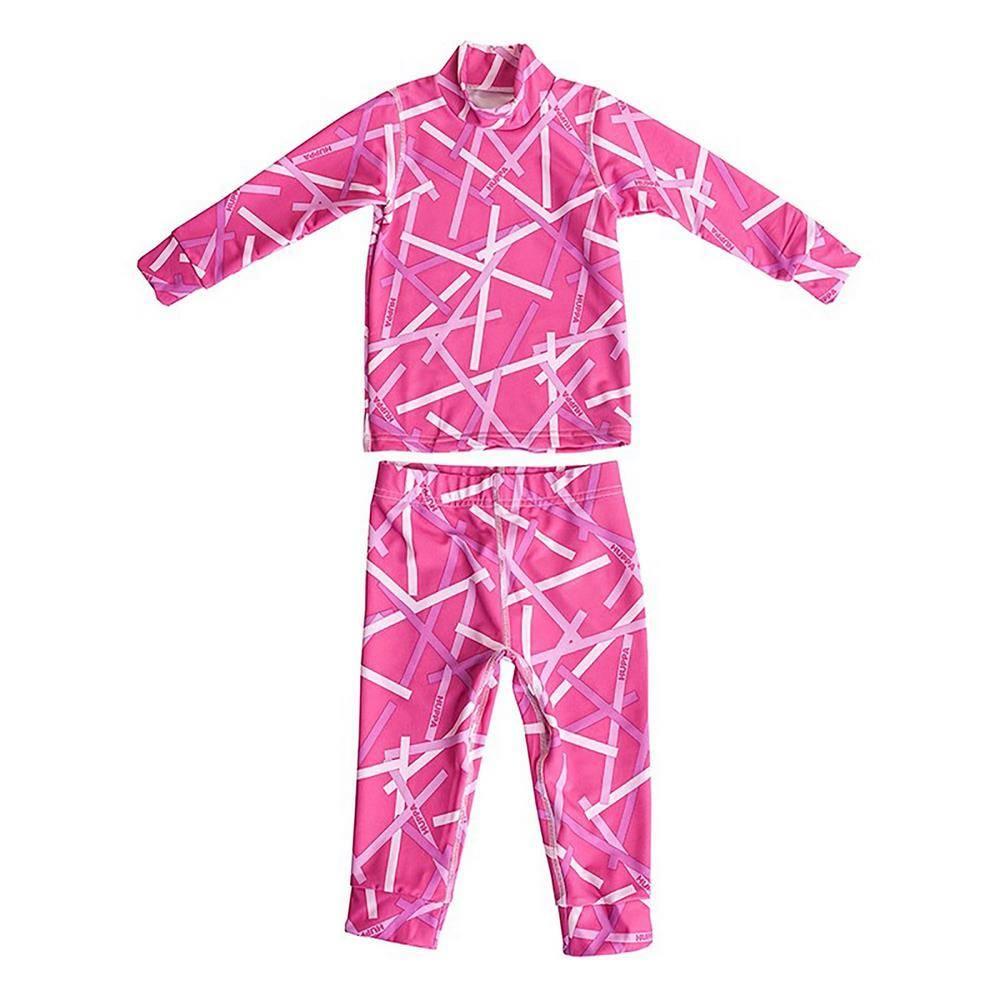 Термобелье для девочки HUPPA розовый 4403BW15/M63
