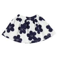 Юбка для девочки iDO летняя цветочный принт 4.S380.00/6S90